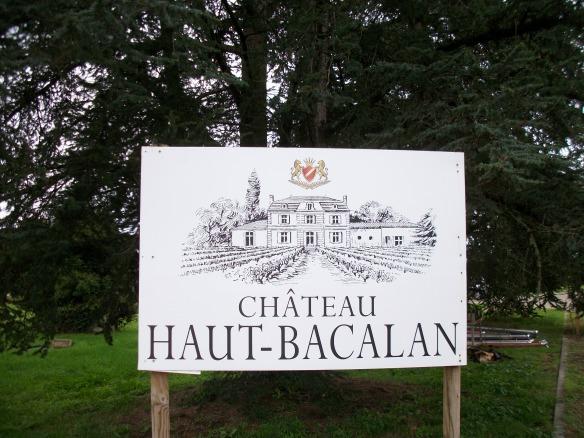 Un lien entre les châteaux et Bacalan?